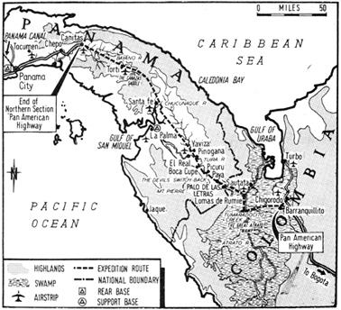 Expedição Britânica Trans-Americana
