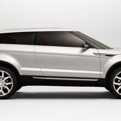 Range Rover Evoque - A história