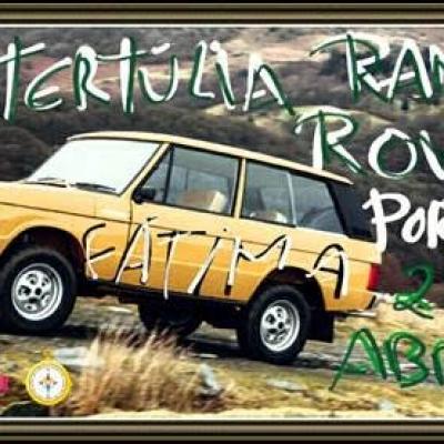 VI Tertúlia Range Rover Portugal